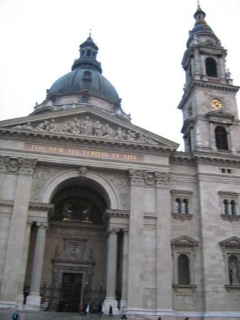 Basilique Saint-Étienne de Pest Photo