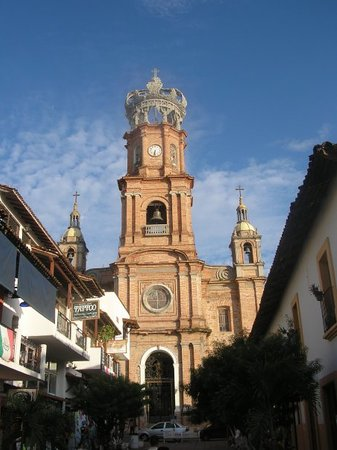 La Iglesia de Nuestra Senora de Guadalupe: Cathedral