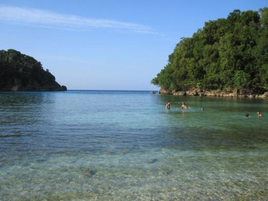 Port Antonio Jamaica Our Private Cove At Dragon Bay Where They Filmed Tail