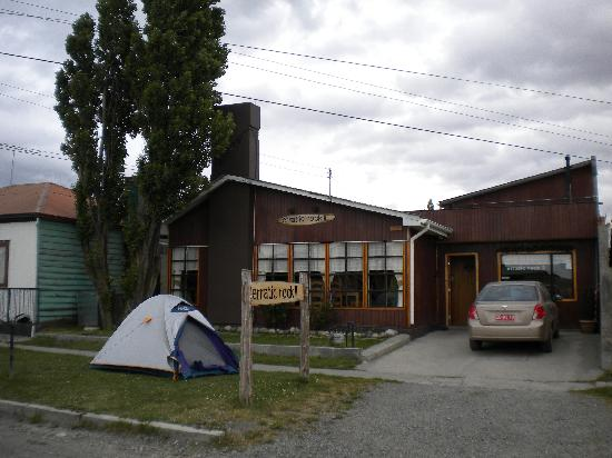 Big Bang Patagonia: The hostal