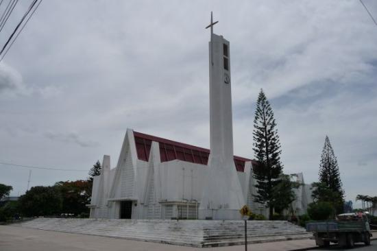 Liberia cathedral