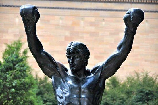 ロッキー・バルボア像
