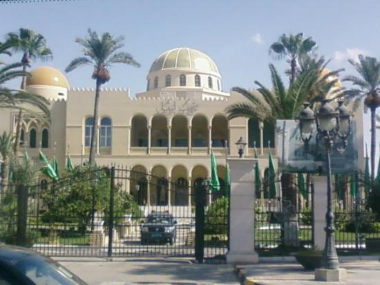 Tripoli's Jamahiriya Museum: The Palace,, Tripoli Libya