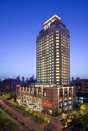 โรงแรมคราวน์พลาซ่า เซ็นจูรี่พาร์ค เซี่ยงไฮ้