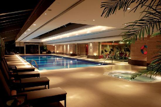 Crowne Plaza Century Park Shanghai: Swimming pool