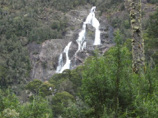 Tasmania, أستراليا: St Columba Falls