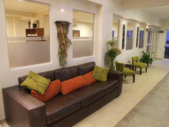 Hotel Jardín de Iguazú: Wi fi y servicio de internet gratuito