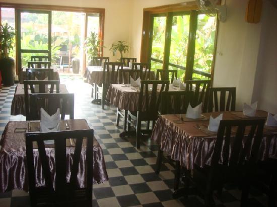โรงแรมเดอะ คูล: restaurant