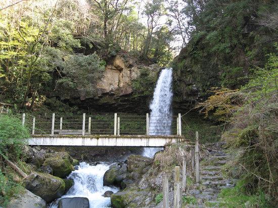Izu, Japan: 萬城の滝周辺の景観