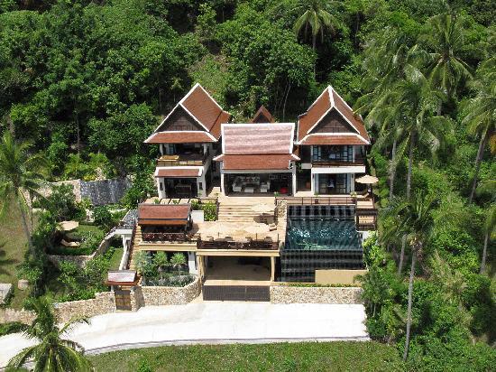 Ko Samui, Thailand: Golden Palm Villa