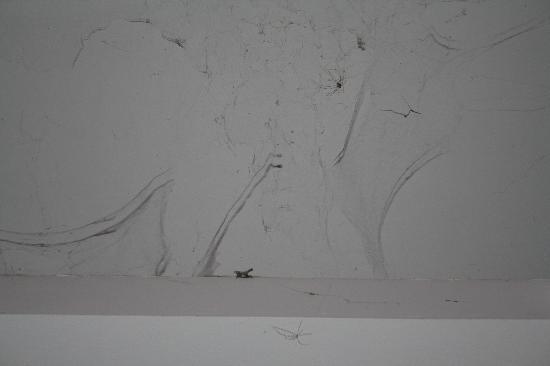 Hotel 68: toiles d'aragnée