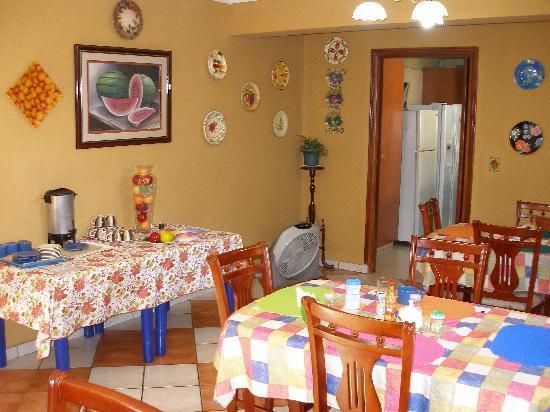 Canal Inn: Dining room