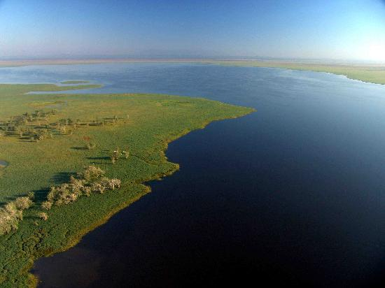 ‪‪Gorongosa National Park‬, موزمبيق: Gorongosa: Urema Lake‬