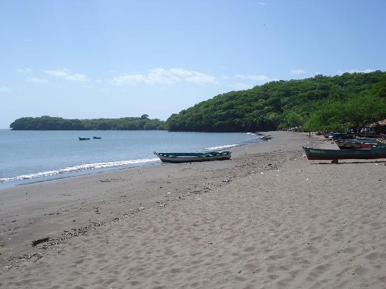 Amapala, Honduras: Playa Grande