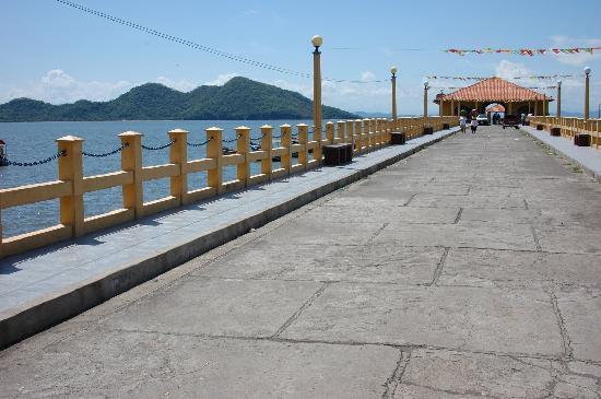 Amapala, Honduras: El Muelle