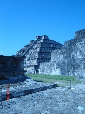 Papantla, México  El tajín