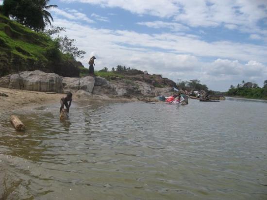 Waspam, Nicaragua: Rio Coco