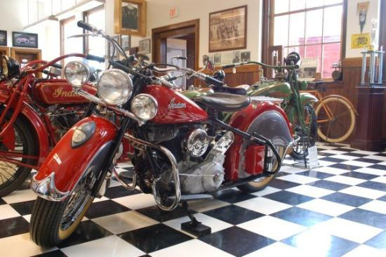 Sturgis Motorcycle Museum & Hall of Fame: Motorcycle Hall of Fame, Sturgis, SD