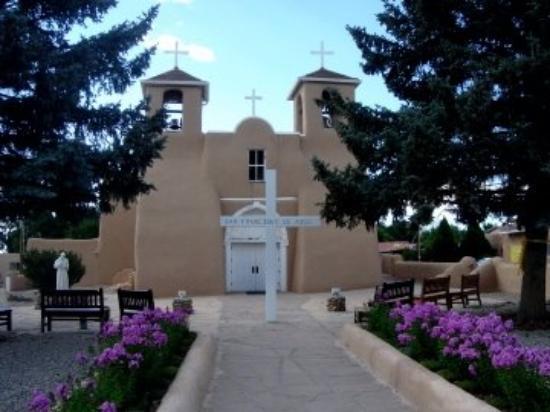 Ranchos De Taos, NM: San Francisco de Asis Rancho Taos New Mexico