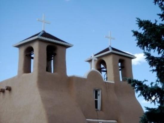 Ranchos De Taos, NM: San Francisco de Asis at Ranchos Taos New Mexico