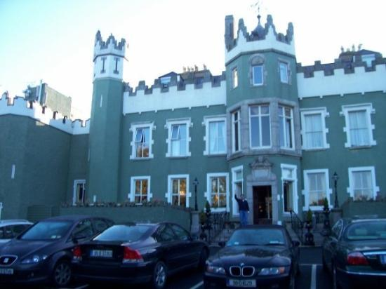 Dalkey, Irlanda: Dublin - our 'haunted' Castle hotel - we got lost in the Dungeon bar!