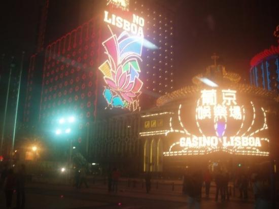 Bilde fra Lisboa Casino