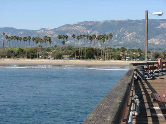 Goleta County Beach