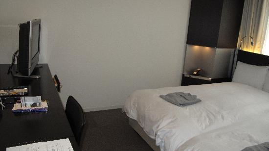 Cross Hotel Sapporo: Room