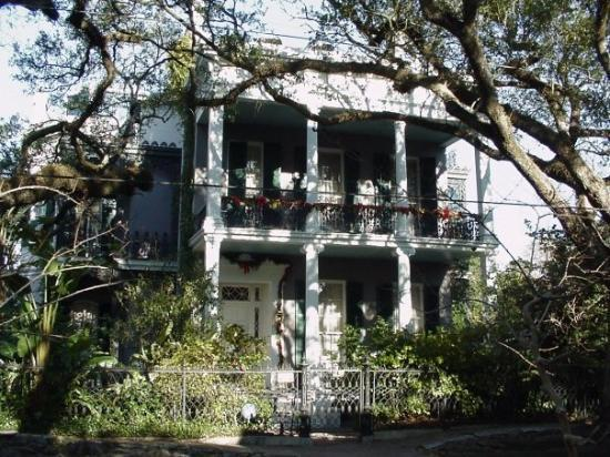 Anne Rice 39 S Former Home Picture Of Garden District New Orleans Tripadvisor