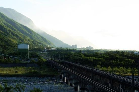 Hualien County, Taiwan: On the way to Taroko.