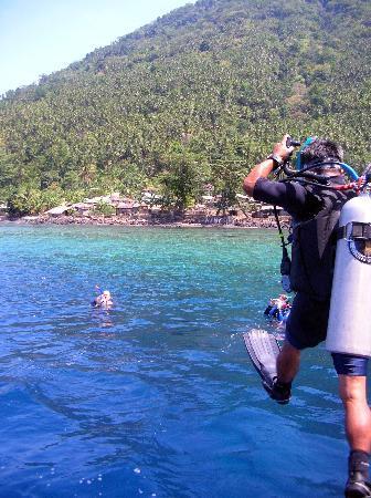 Lumbalumba Diving: At Bunaken National Marine Park