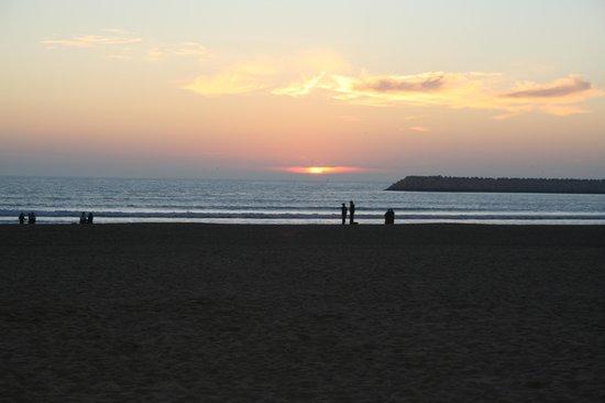 Agadir Beach照片