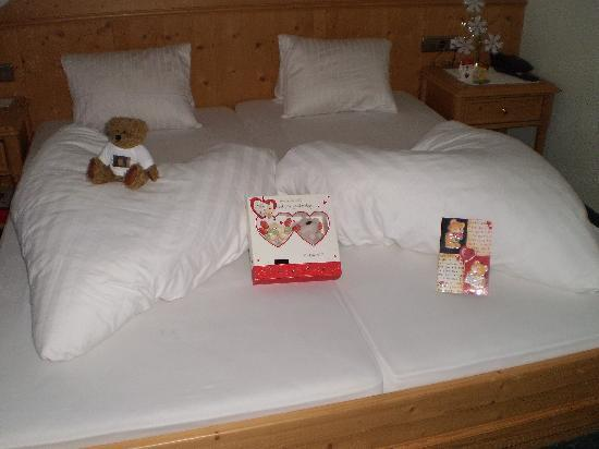 Soll, Østerrike: Valentines Day at Hotel Fuchs