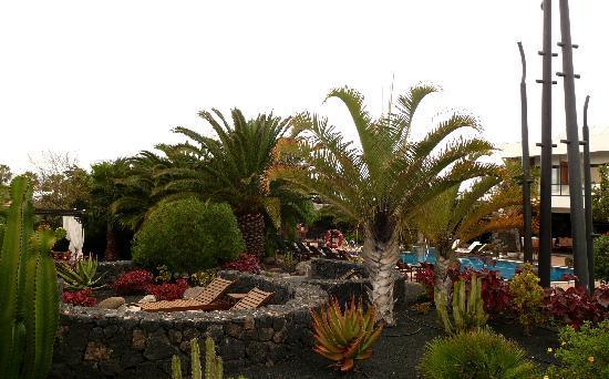 Hotel Villa Vik: Lovely gardens of Villa Vik