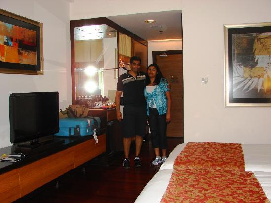 Impiana KLCC Hotel: Our room