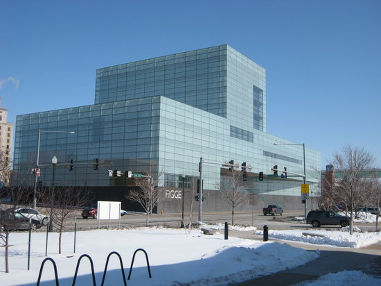 Figge Art Museum : Figge