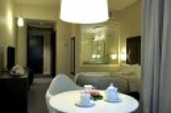 Sky Hotel: Deluxe Room
