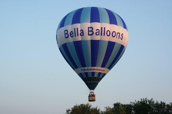 ‪Bella Balloons Hot Air Balloon Co‬