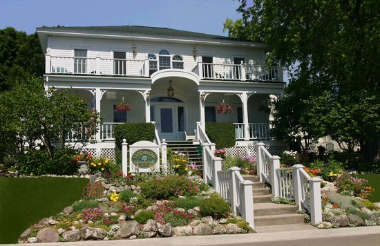 Cloghaun Bed and Breakfast: Cloghaun B&B Mackinac Island