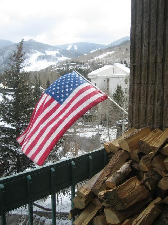 Vail 21: View from the front window