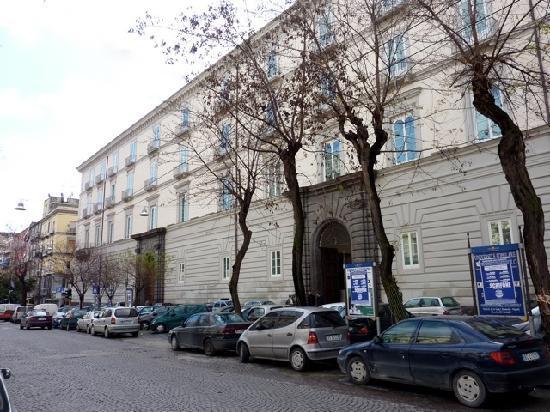 Palazzo Caracciolo Napoli - MGallery Collection: Façade
