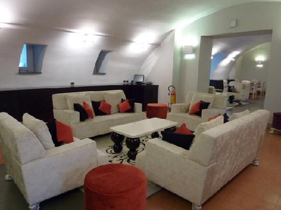 Palazzo Caracciolo Napoli MGallery by Sofitel : Salon bar