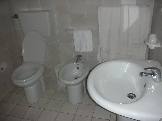 Aparthotel Ca'Nicola: Bathroom