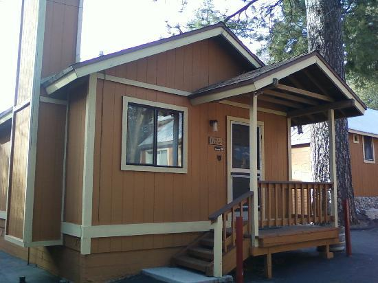 """Sleepy Hollow Cabins and Hotel : Our beautiful cabin, """"Shy Bunny"""""""
