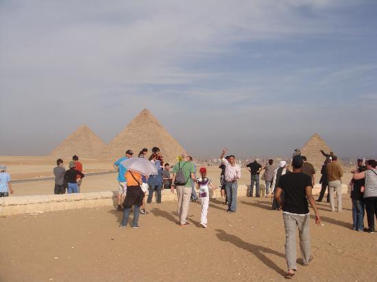 Fayrouz Resort Sharm El Sheikh: cairo - pyramids