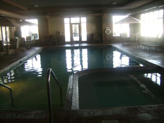 Holiday Inn Express Hotel & Suites Wausau: Pool Area