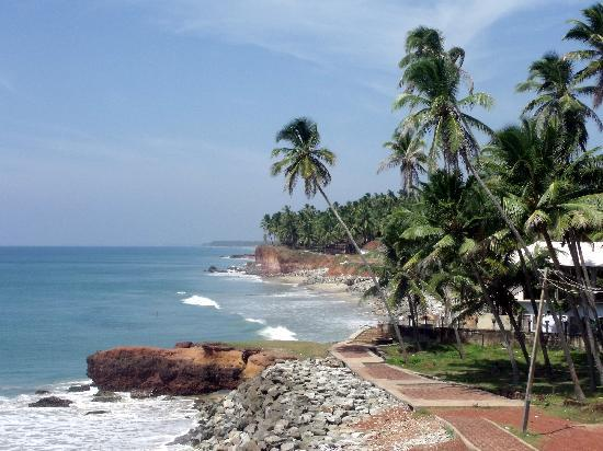 Blue Marine Guest House: North Varkala