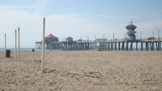 Huntington (IN) United States  City new picture : Huntington Beach Photo: Huntington Beach, CA, United States pier at ...