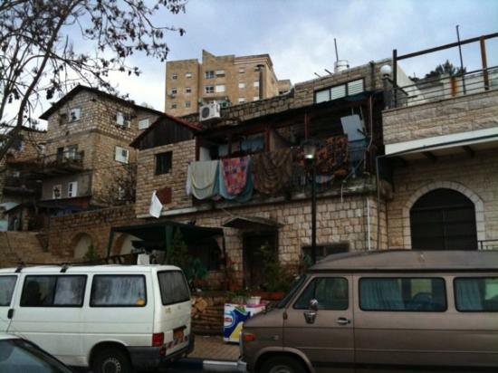 Safed, Israel: Laundry Day, Tsfat.