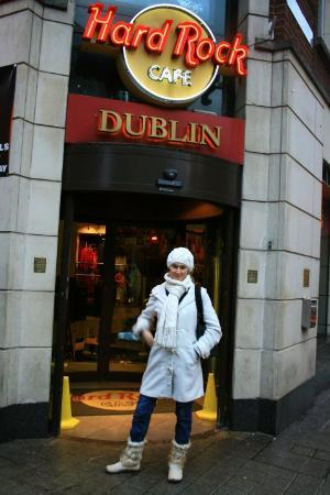 Hard Rock Cafe Dublin Booking